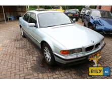 BMW E38 735i Facelift '99