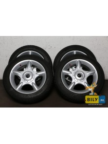 16 inch R50/R52/R53 4 seasons 5-spaaks
